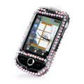 100% Brand New Black Butterfly  Bling Hard Plastic Case For Samsung S3650