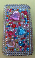 Brand New Bling Crystal Diamond Rhinestone Case For Apple iphone 3G 3Gs
