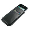 Meritalli Super Slim Genuine Leather Protective Sleeve for iPhone 3G / 3GS /4G / 4S