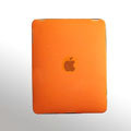 ipad Case tpu case Silicone Case Scrub Smooth - Orange