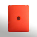ipad Case tpu case Silicone Case Scrub Smooth - Red
