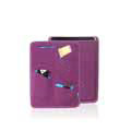 iPad 2 / The New iPad Case Sleeve Leisure package Carrying Case - Purple