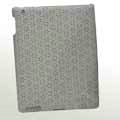 iPad 2 / The New iPad Case Full skinning Protective shell - White