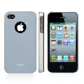 Moshi New arrival Color design case for iphone 4G 4S - light blue