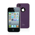 Moshi New arrival Color design cases covers for iphone 4G/4S - purple