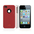 Moshi New arrival Color design cases covers for iphone 4G/4S - vermilion