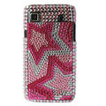 Brand New pink series crystal case for Samsung i9000 - EB004