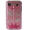 Brand New pink series crystal case for Samsung i9000 - EB005