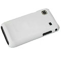 Ultra-thin scrub color covers for Samsung i9000 - white
