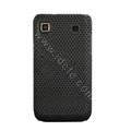 Mesh Hard Case Cover For Samsung i9000 - black