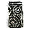 Brand new bling crystal for Samsung i9003 case