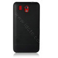 Pure point Ultra thin color covers for HTC G6 - black