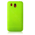 Pure point Ultra thin color covers for HTC G6 - green
