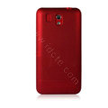 Pure point Ultra thin color covers for HTC G6 - red