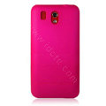 Pure point Ultra thin color covers for HTC G6 - rose