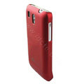 Ultra thin color covers for HTC G6 - red