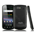 imak Ultra-thin Scrub color covers for Samsung i9020 - black