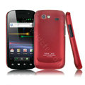 imak Ultra-thin Scrub color covers for Samsung i9020 - red