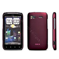 ROCK Ultra-thin cover for HTC Sensation G14 - red