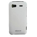 NILLKIN Ultra-thin Scrub cover for HTC Sensation G14 - white