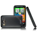 IMAK color covers for HTC Desire HD A9191 G10 - black