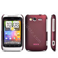 ROCK Ultra-thin cover for HTC G13 - red