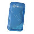Silicone case for HTC G11 - blue