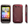 ROCK Ultra-thin cover for HTC G12 - red