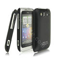 IMAK Ultra-thin color covers for HTC G13 - black