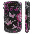 Scrub color covers for Blackberry 9800 - pink