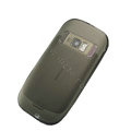 Nillkin scrub clear TPU case for Nokia C7 - transparent black