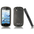 IMAK Silicone case for Motorola XT800 - black