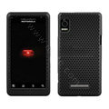 Mesh case for Motorola A955 - black