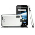 IMAK Ultra-thin color covers for Motorola ME860 Atrix 4G - silver