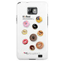 Donut pattern Silicone Case For Motorola MB860