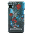 Dragon pattern color covers for Motorola ME722 - EB001