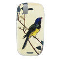 Color Painting Orioles Protective Case for Motorola XT800