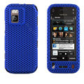 Mesh case cover for Nokia N97 mini - blue