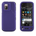 Mesh case cover for Nokia N97 mini - purple