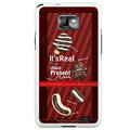 Chocolate 3D pattern Silicone Case For Motorola MB860