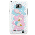 Ice cream 3D Silicone Case For Motorola MB860