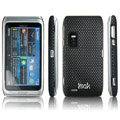 Imak mesh case for Nokia E7 - black