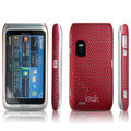 Imak mesh case for Nokia E7 - red