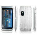 Imak mesh case for Nokia E7 - white
