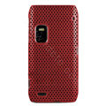 JESD mesh case for Nokia N9 - red
