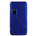 JESD mesh case for Nokia N9 - blue