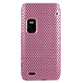 JESD mesh case for Nokia N9 - pink
