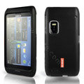 KUTOO silicone case for Nokia N9 - black