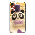 Panda lover hard back cover case for iphone 4G - GG