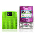 Mesh case cover for Nokia X5-01 - green